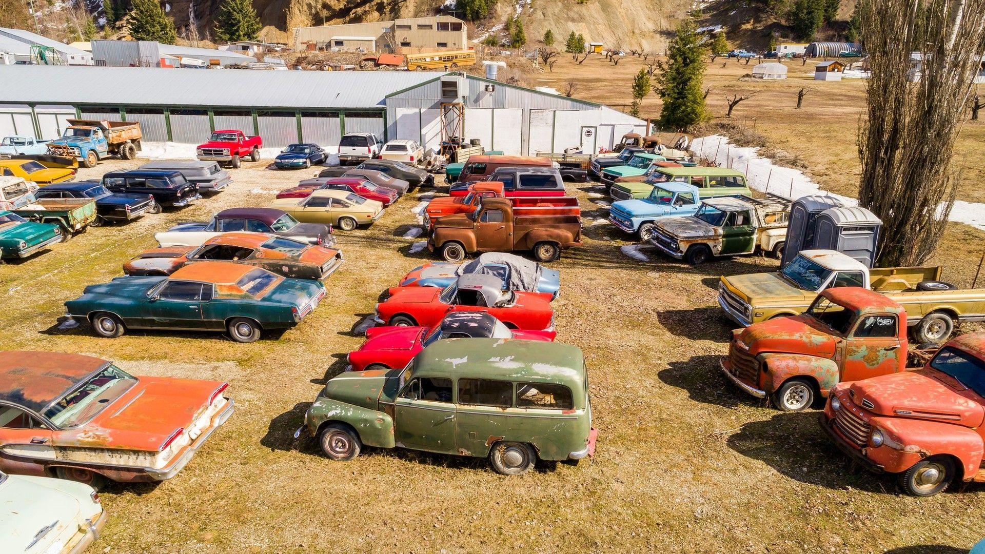 Mike Hall cars (7)