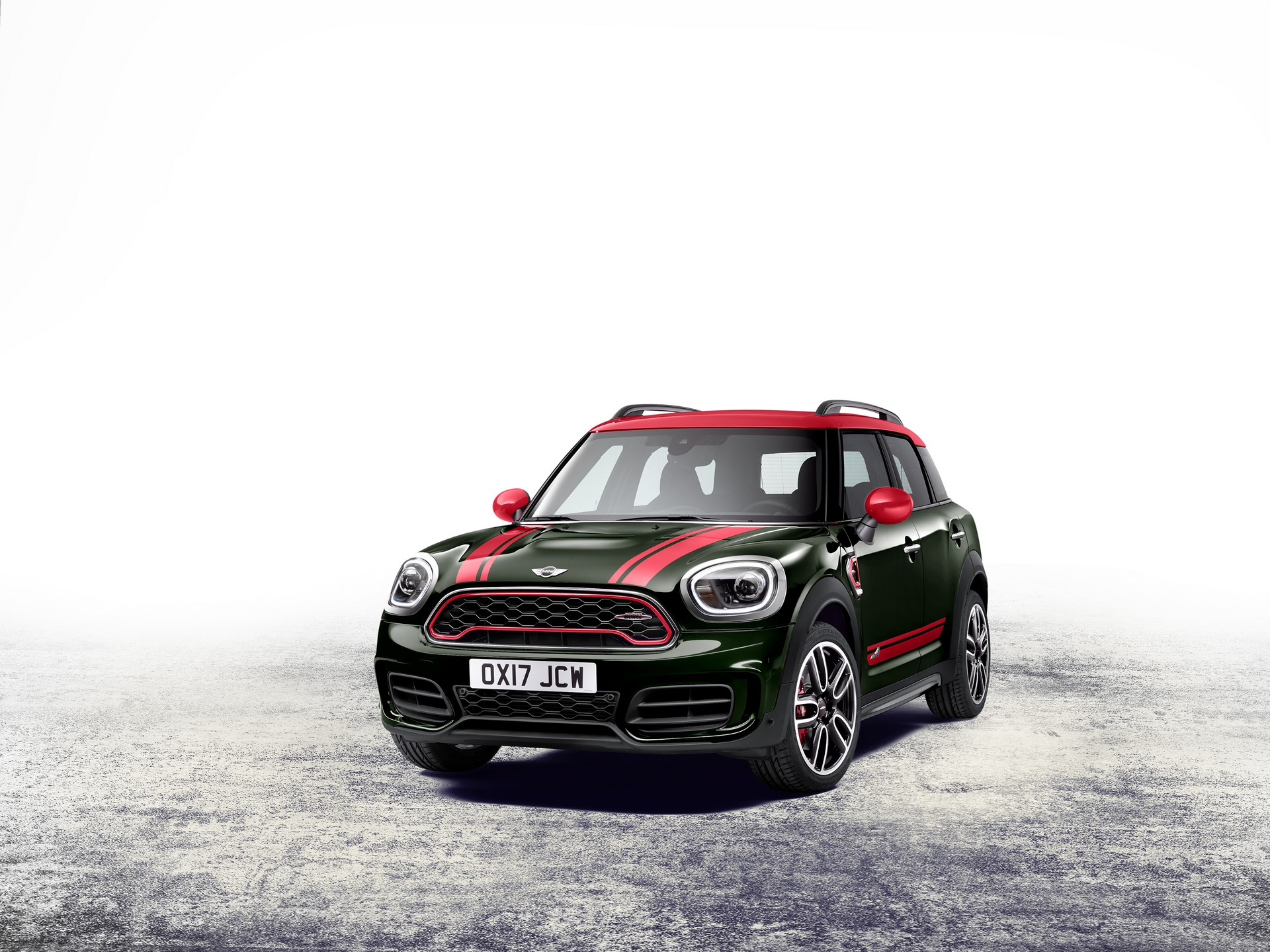 Mini John Cooper Works Countryman ALL4 2017 (1)