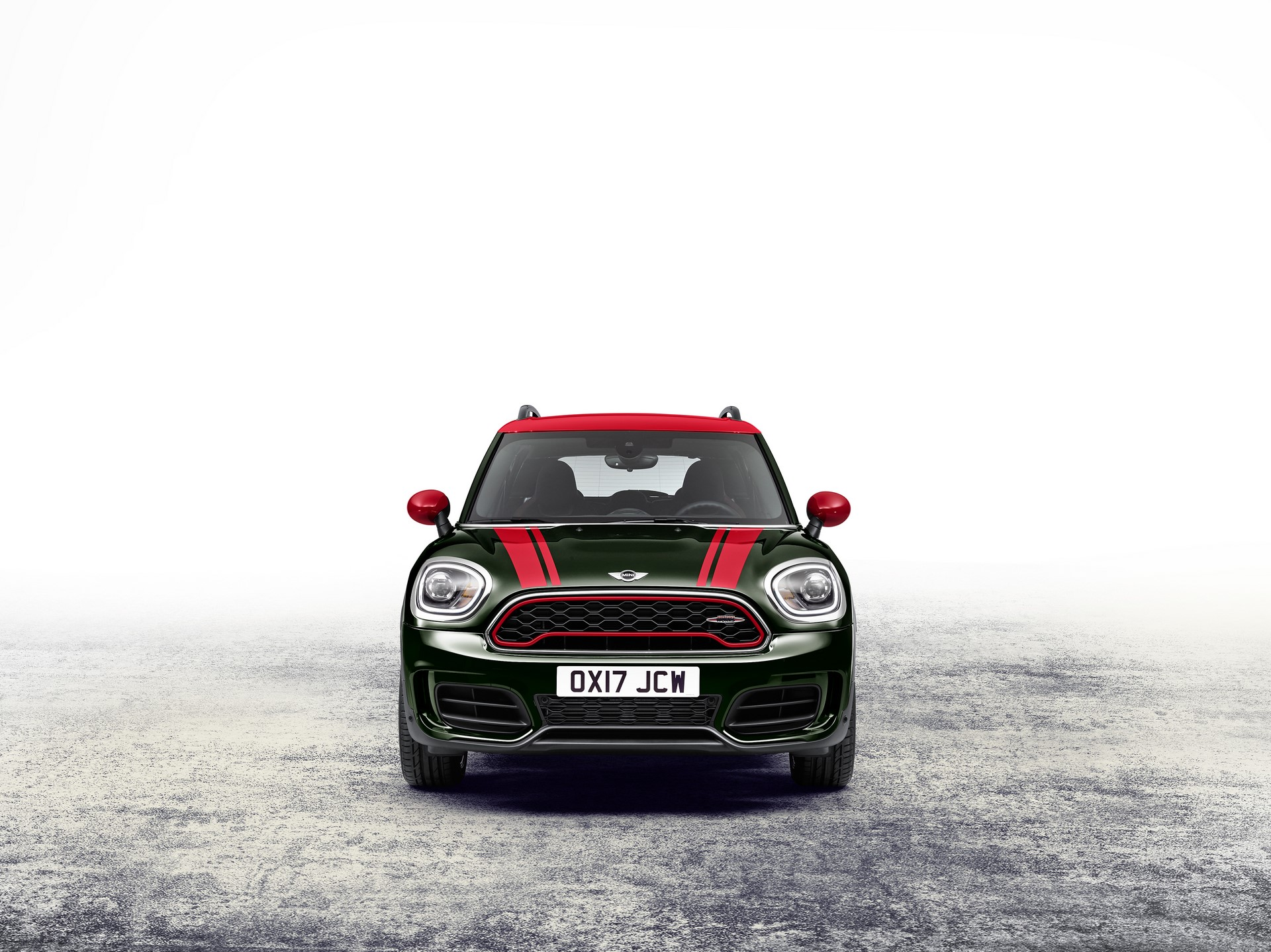 Mini John Cooper Works Countryman ALL4 2017 (12)