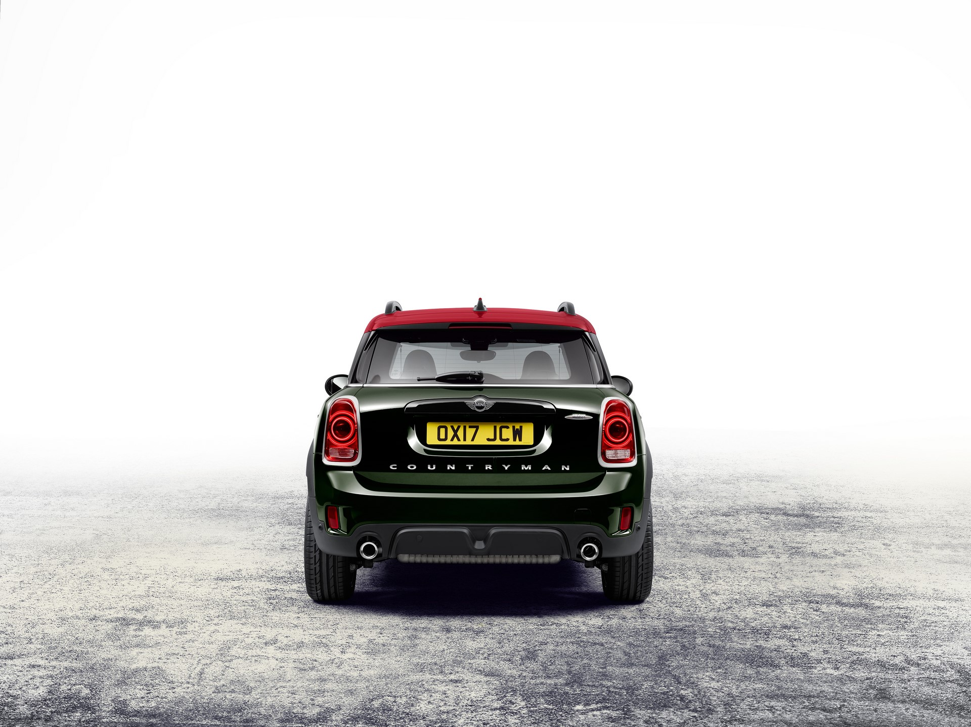Mini John Cooper Works Countryman ALL4 2017 (13)