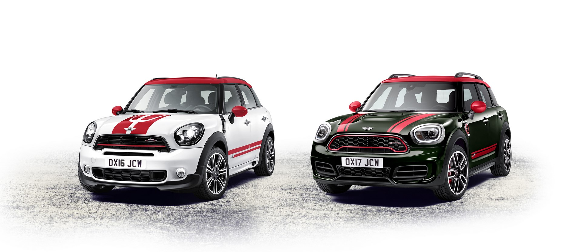 Mini John Cooper Works Countryman ALL4 2017 (17)