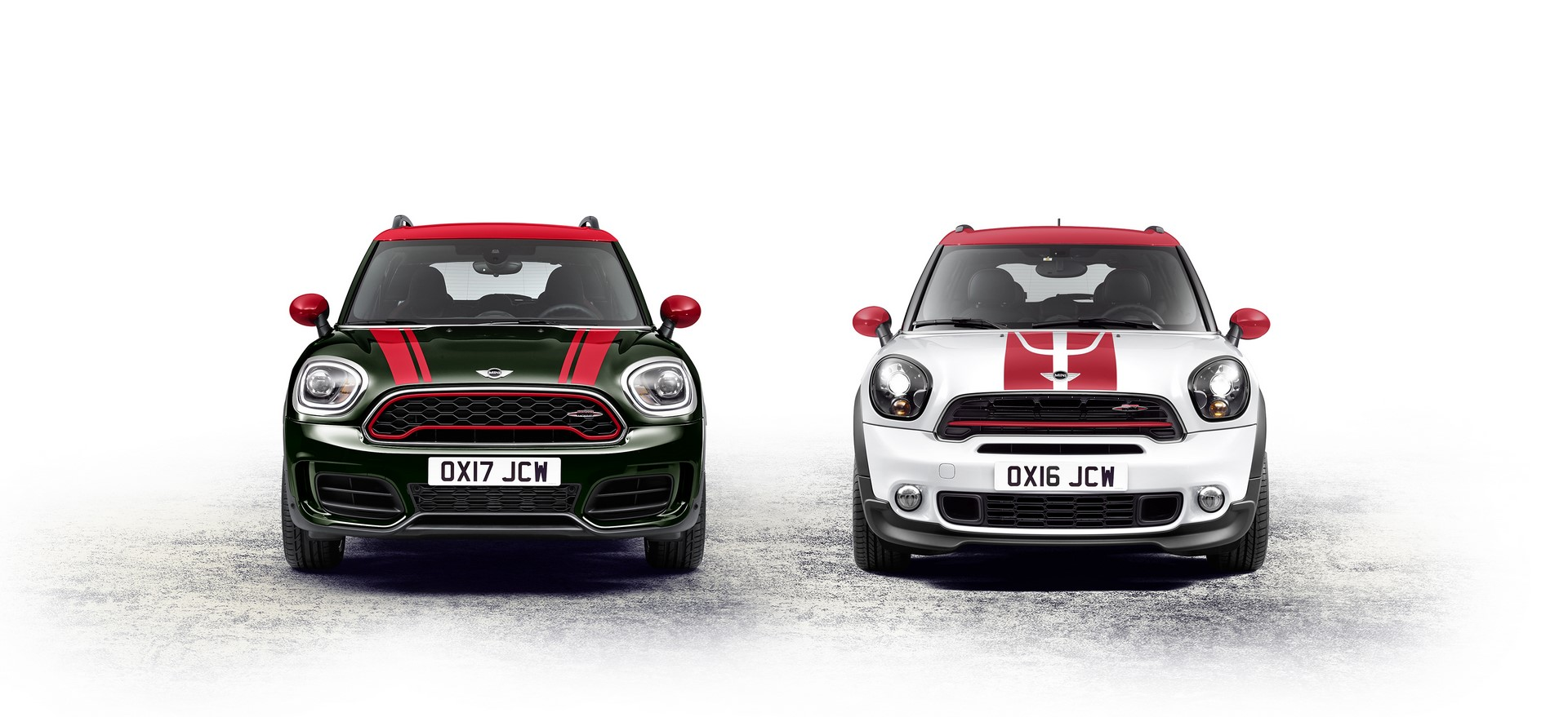 Mini John Cooper Works Countryman ALL4 2017 (19)