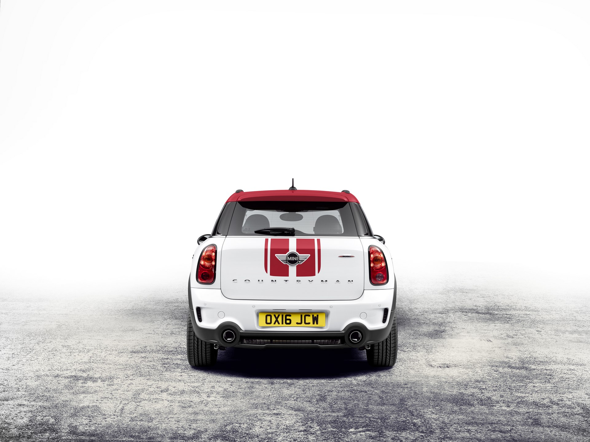 Mini John Cooper Works Countryman ALL4 2017 (24)