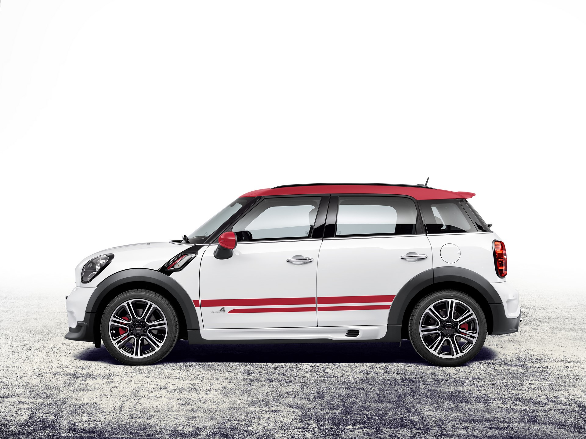 Mini John Cooper Works Countryman ALL4 2017 (25)
