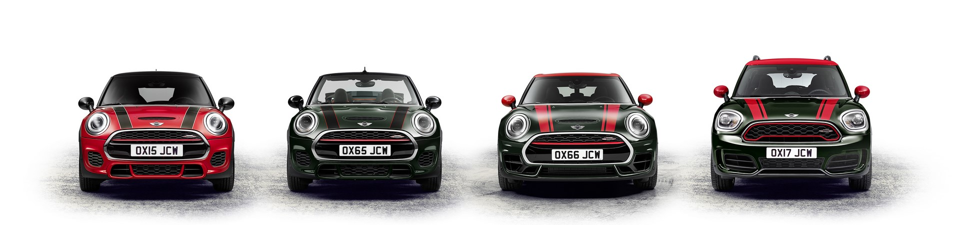 Mini John Cooper Works Countryman ALL4 2017 (28)