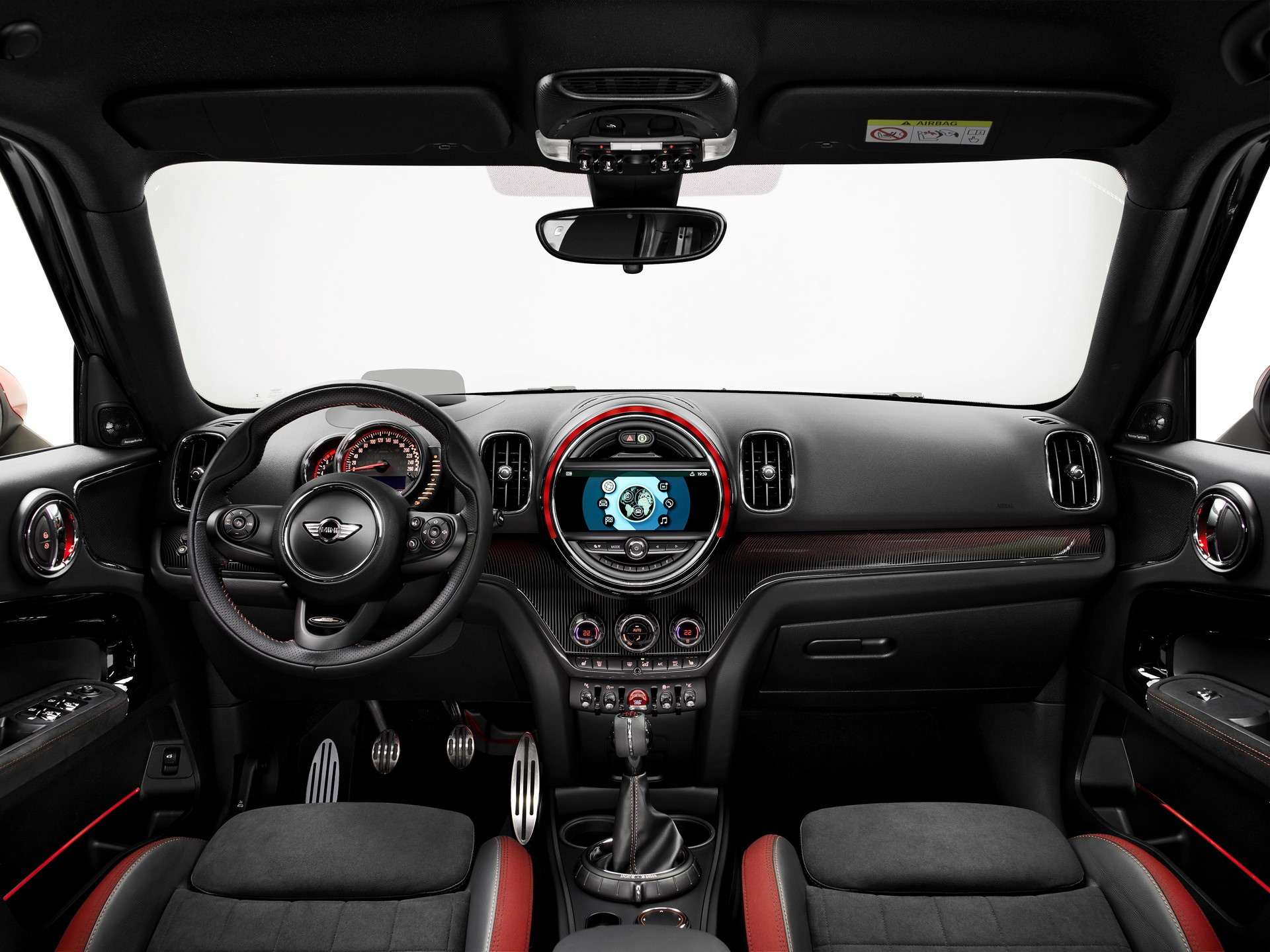 Mini John Cooper Works Countryman ALL4 2017 (3)