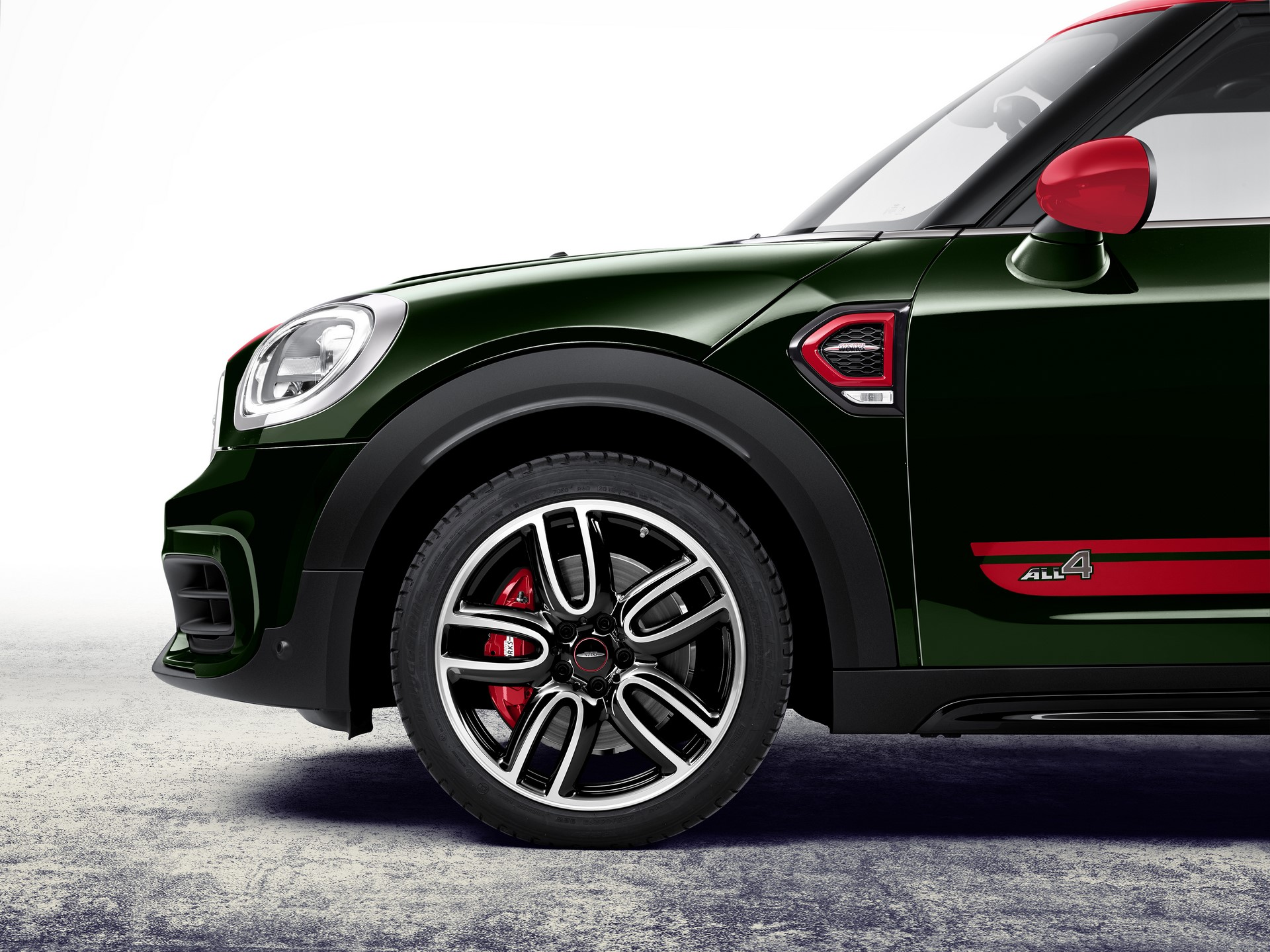 Mini John Cooper Works Countryman ALL4 2017 (4)
