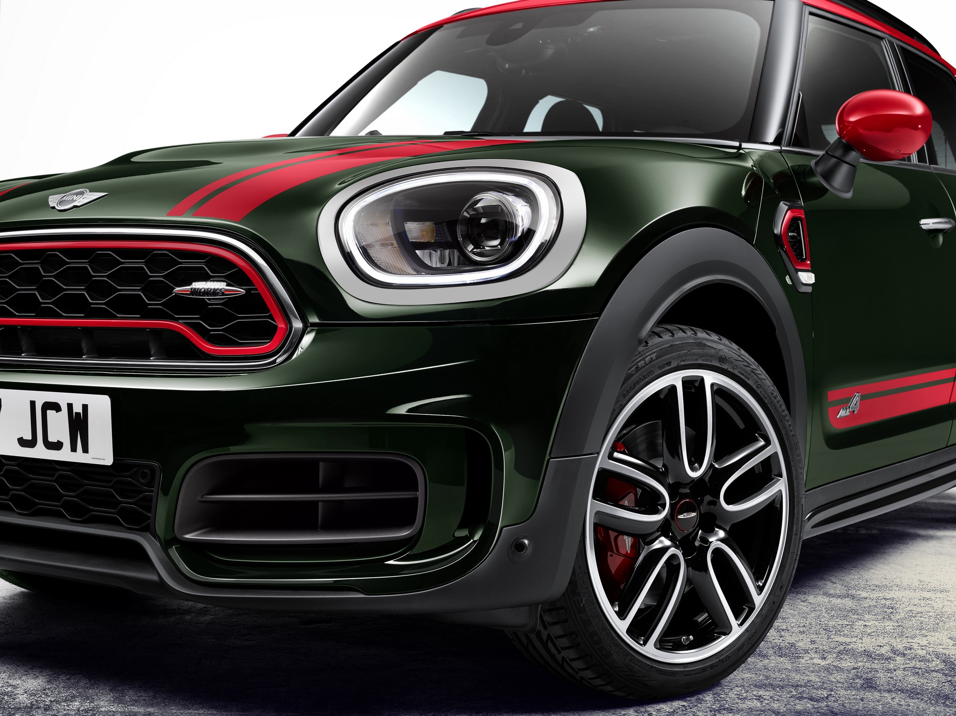Mini John Cooper Works Countryman ALL4 2017 (5)