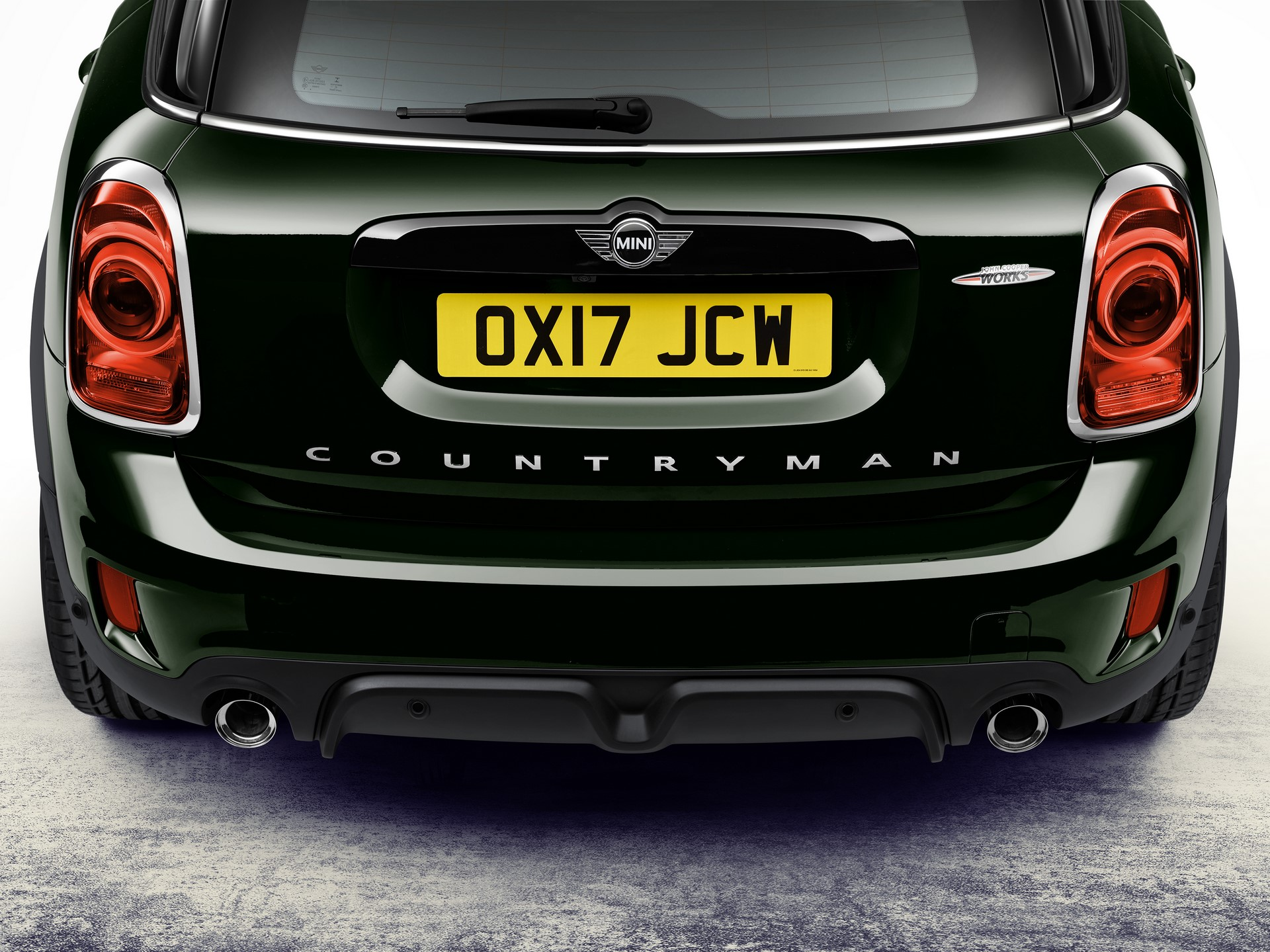 Mini John Cooper Works Countryman ALL4 2017 (7)