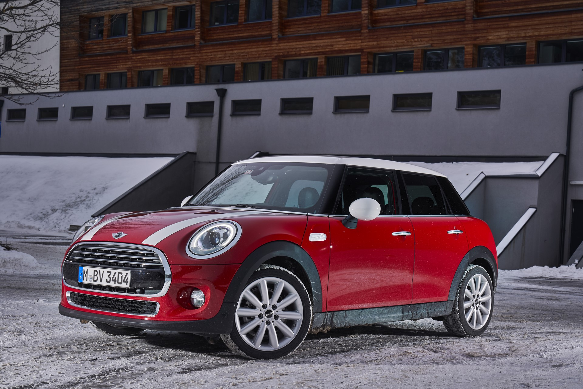 MINI new double Double clutch transmission (43)