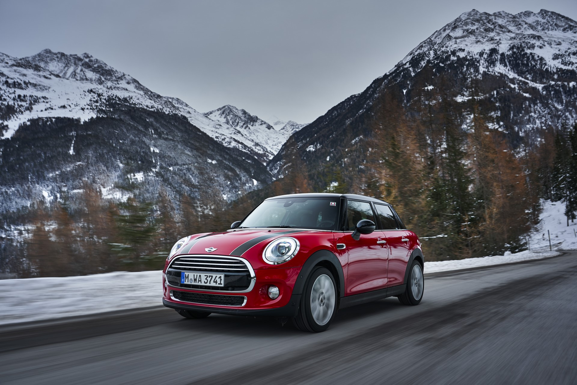 MINI new double Double clutch transmission (50)