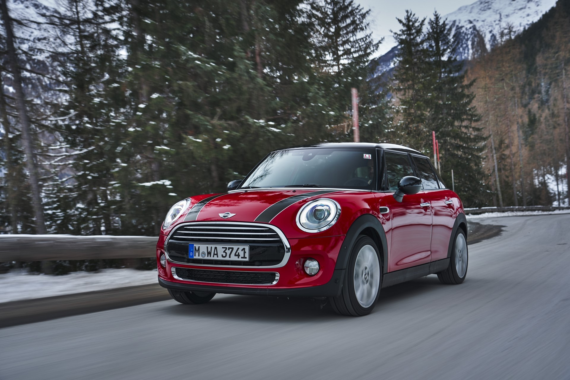 MINI new double Double clutch transmission (55)