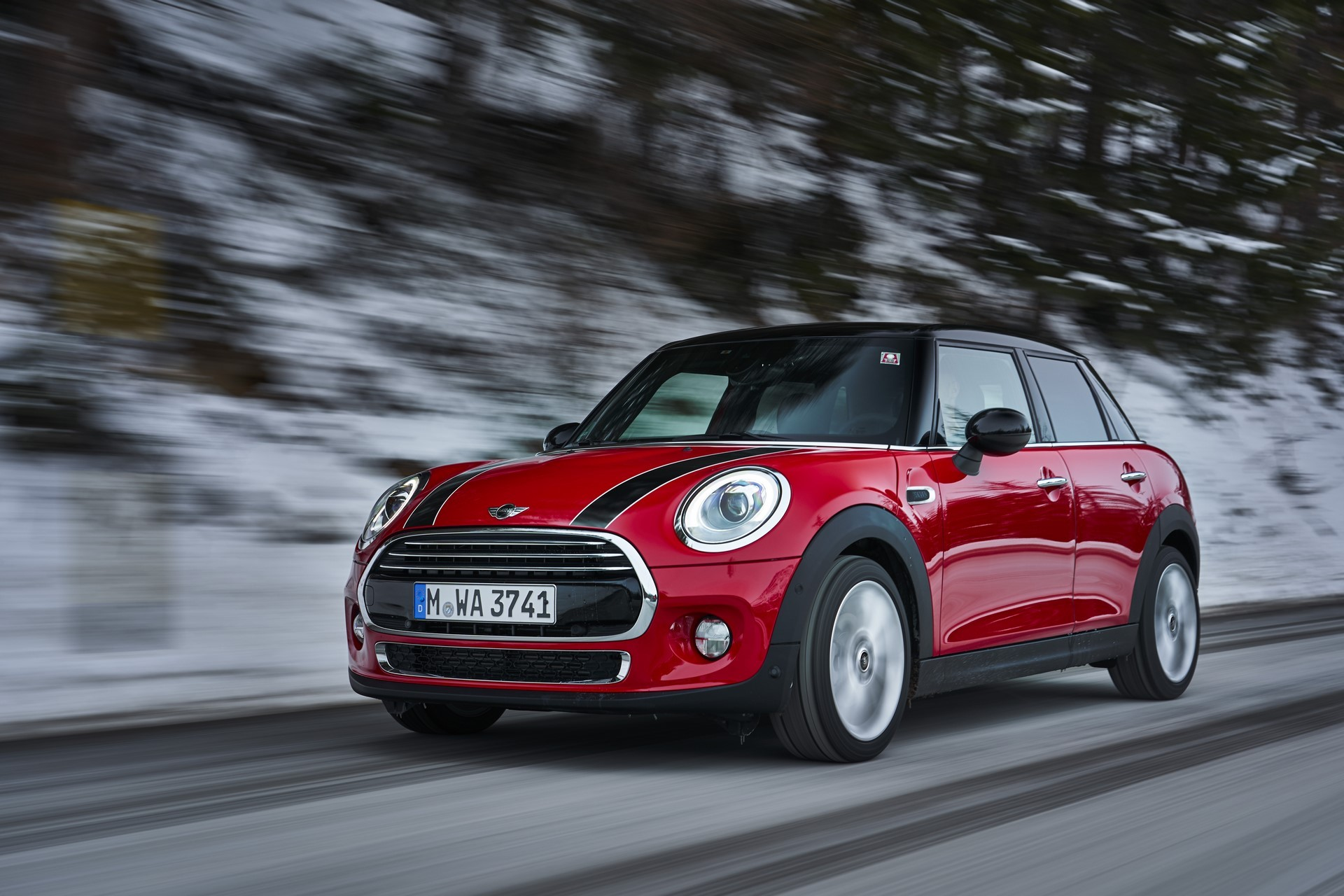 MINI new double Double clutch transmission (57)