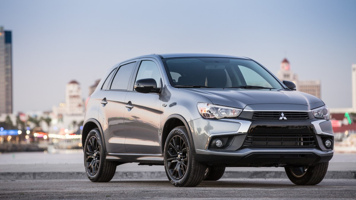 Mitsubishi Outlander Sport Limited Edition (1)
