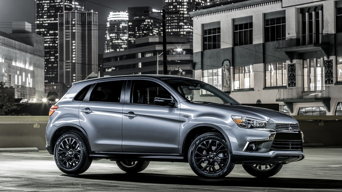Mitsubishi Outlander Sport Limited Edition (5)