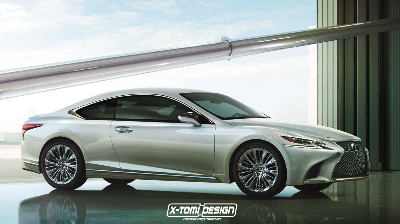 Lexus LS C2