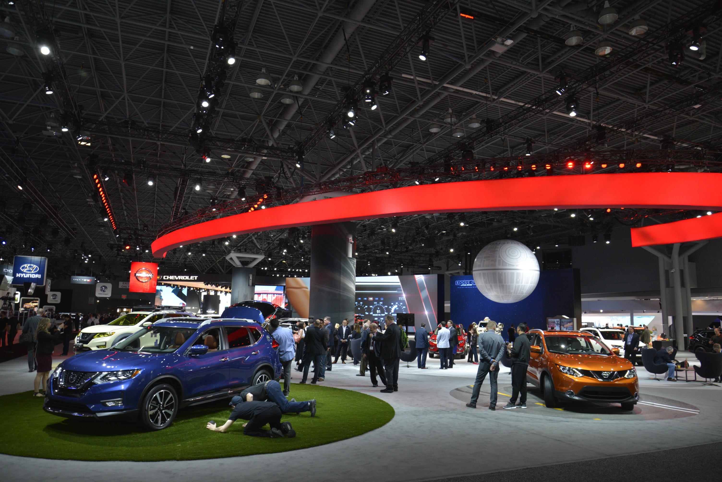 New York Auto Show 2017 (1)