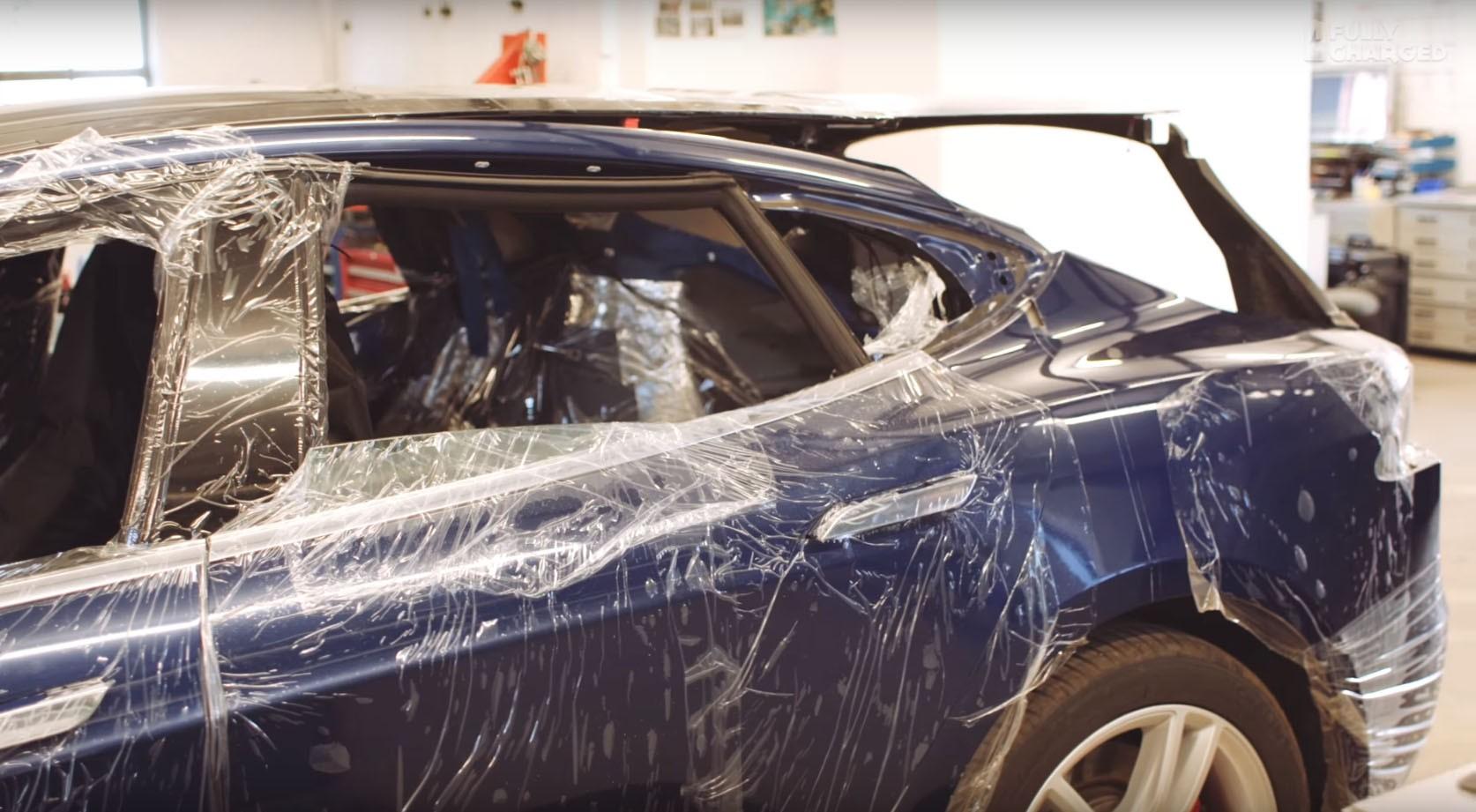 Niels van Roij Design Tesla Model S Shooting Brake (12)