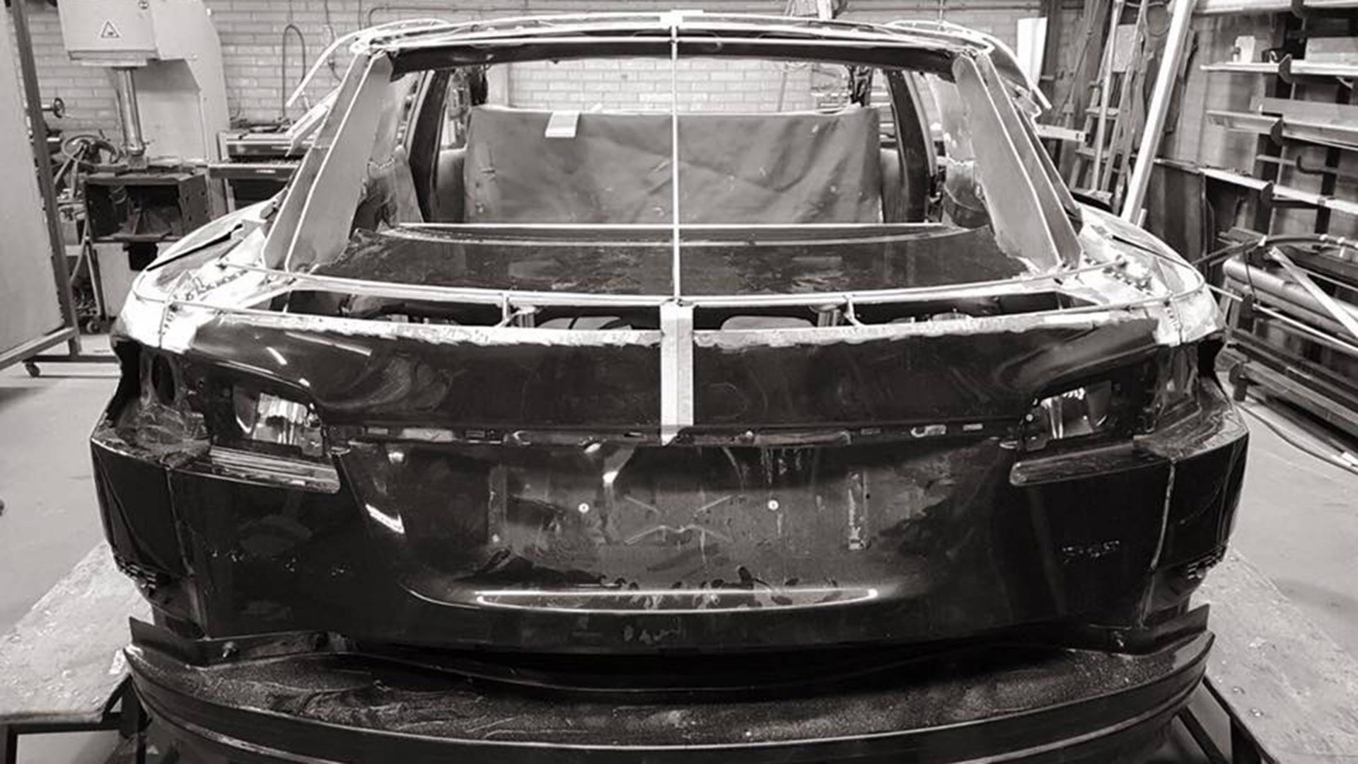 Niels van Roij Design Tesla Model S Shooting Brake (7)