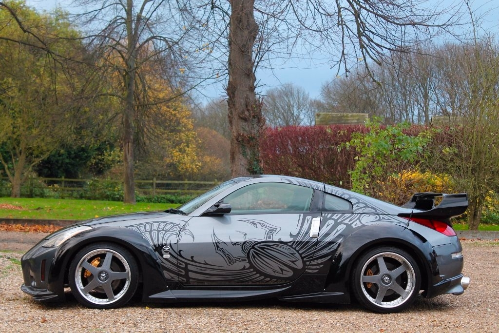 Nissan 350Z Fast and Furious Tokyo Drift for sale (6)