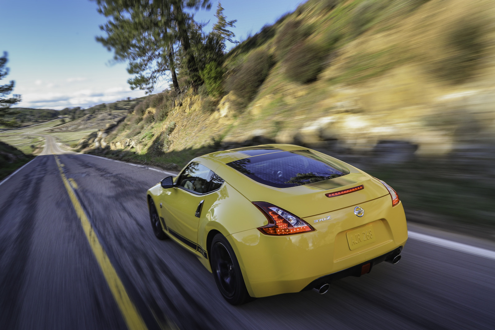 Nissan 370Z Heritage Edition 2018 (14)