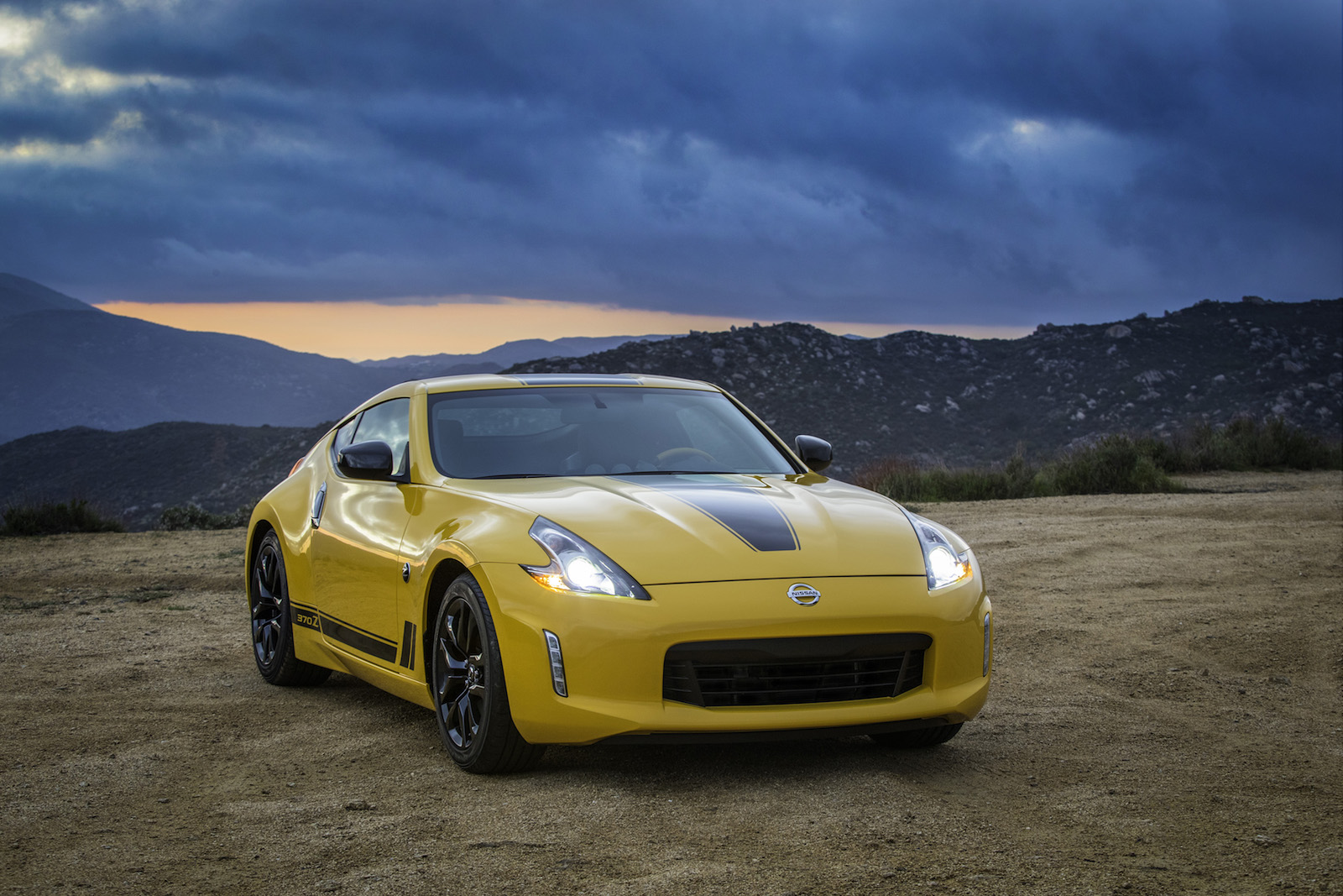 Nissan 370Z Heritage Edition 2018 (6)