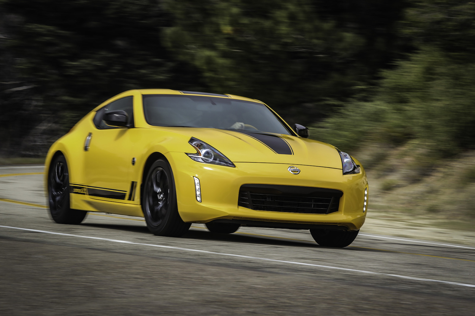 Nissan 370Z Heritage Edition 2018 (8)