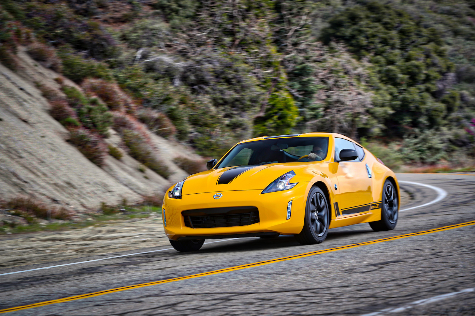 Nissan 370Z Heritage Edition 2018 (9)