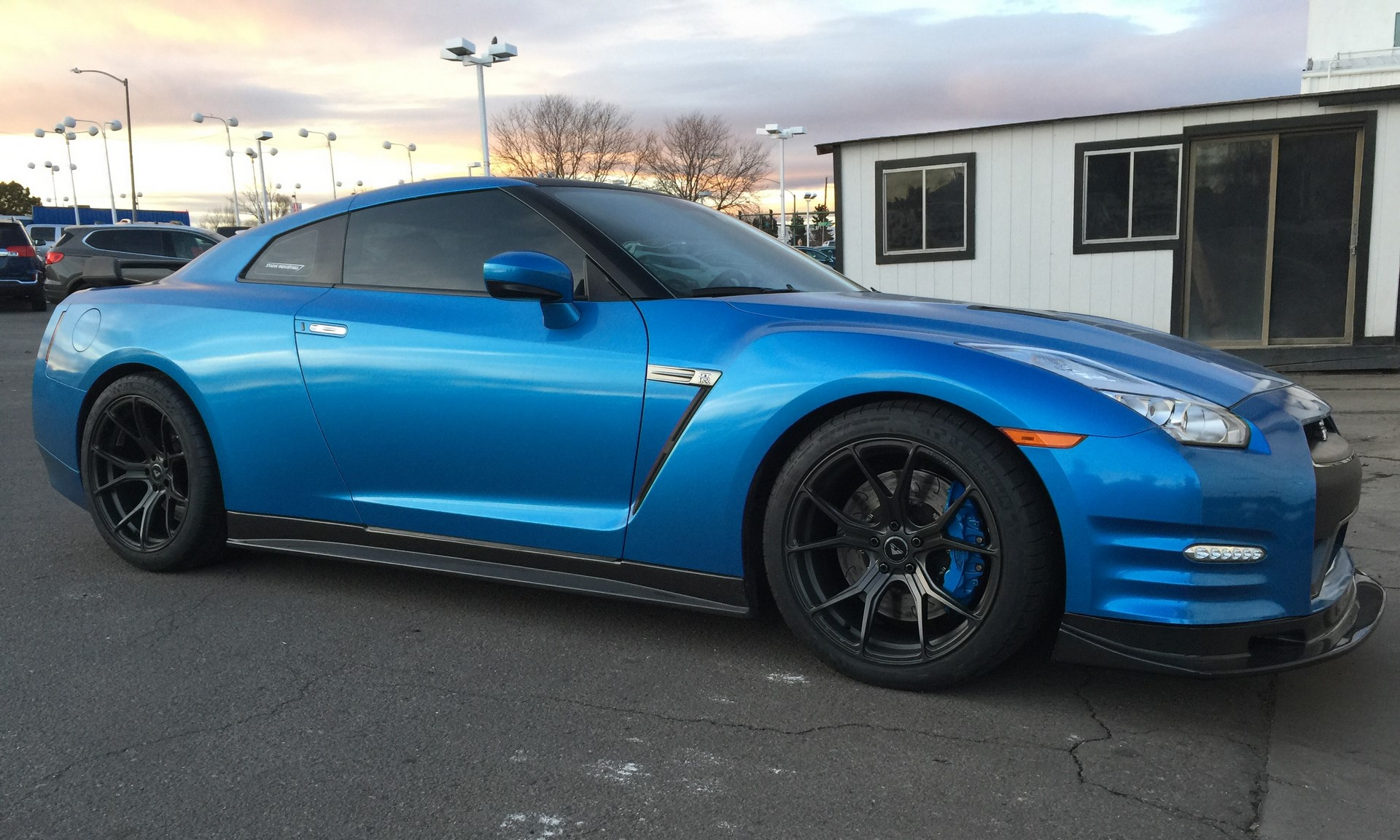 Nissan GT-R 1200 whp (2)