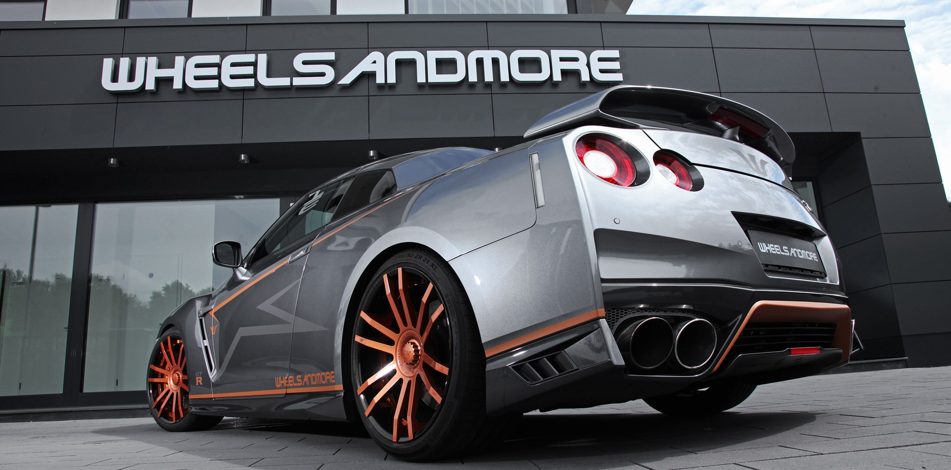 Nissan GT-R by Wheelsandmore (2)