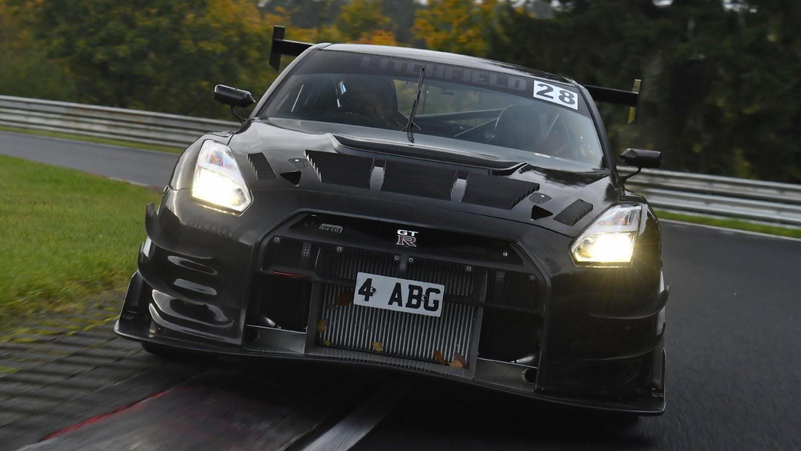 Litchfield-Nissan-GT-R-Nurburgring-1