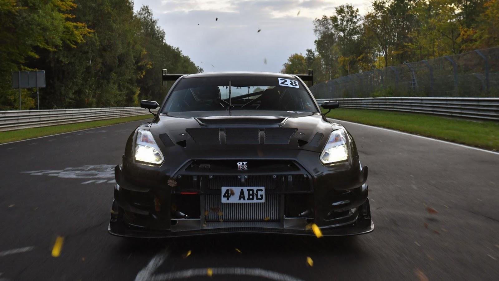 Litchfield-Nissan-GT-R-Nurburgring-11