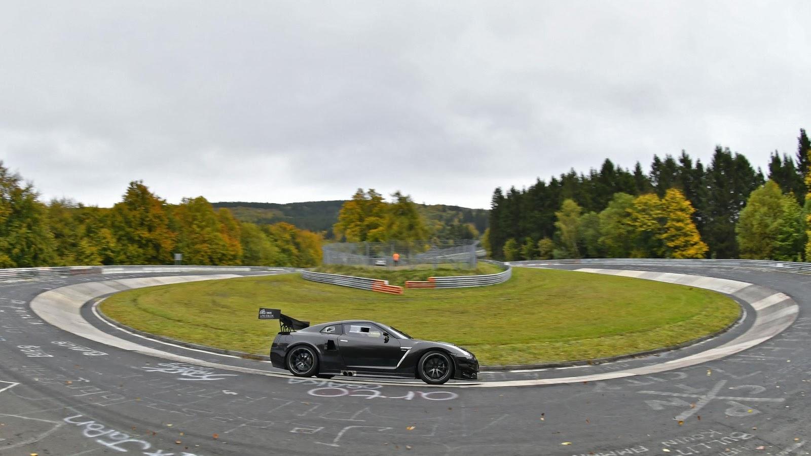 Litchfield-Nissan-GT-R-Nurburgring-12