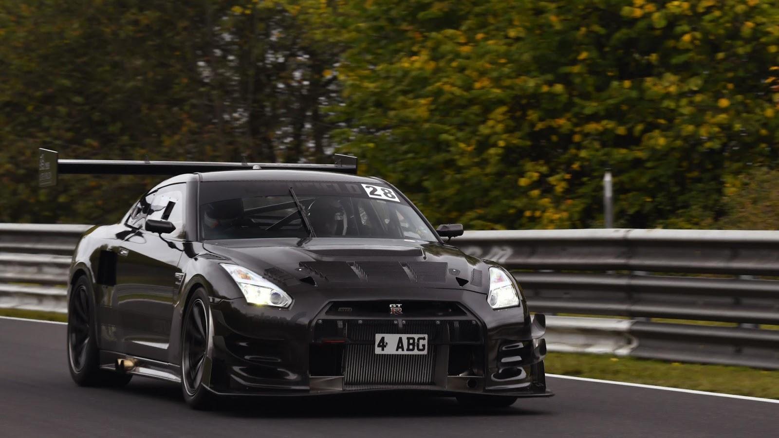 Litchfield-Nissan-GT-R-Nurburgring-14