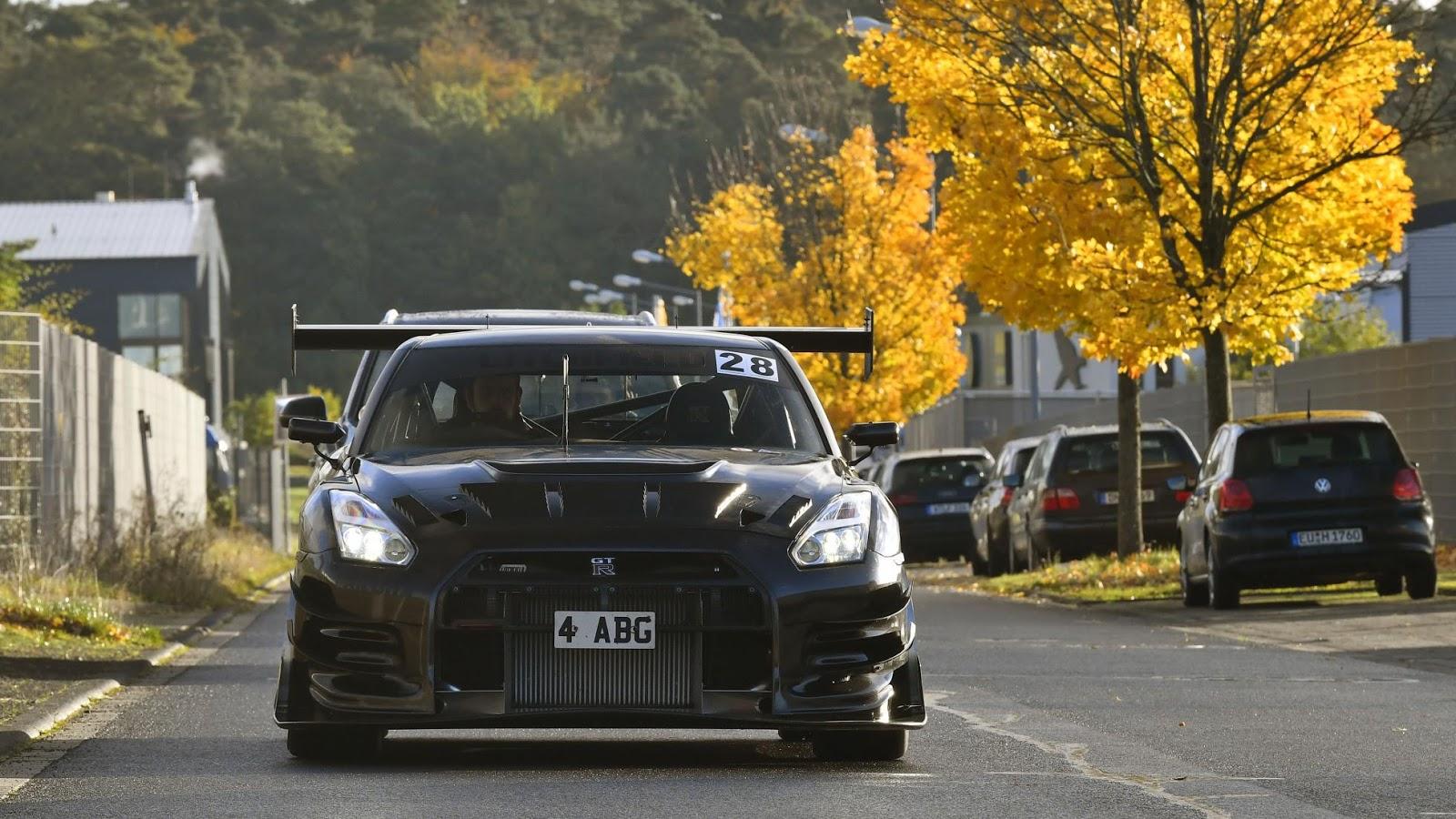 Litchfield-Nissan-GT-R-Nurburgring-16