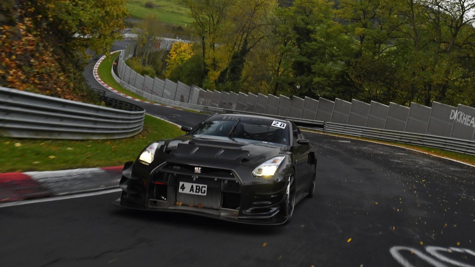 Litchfield-Nissan-GT-R-Nurburgring-2