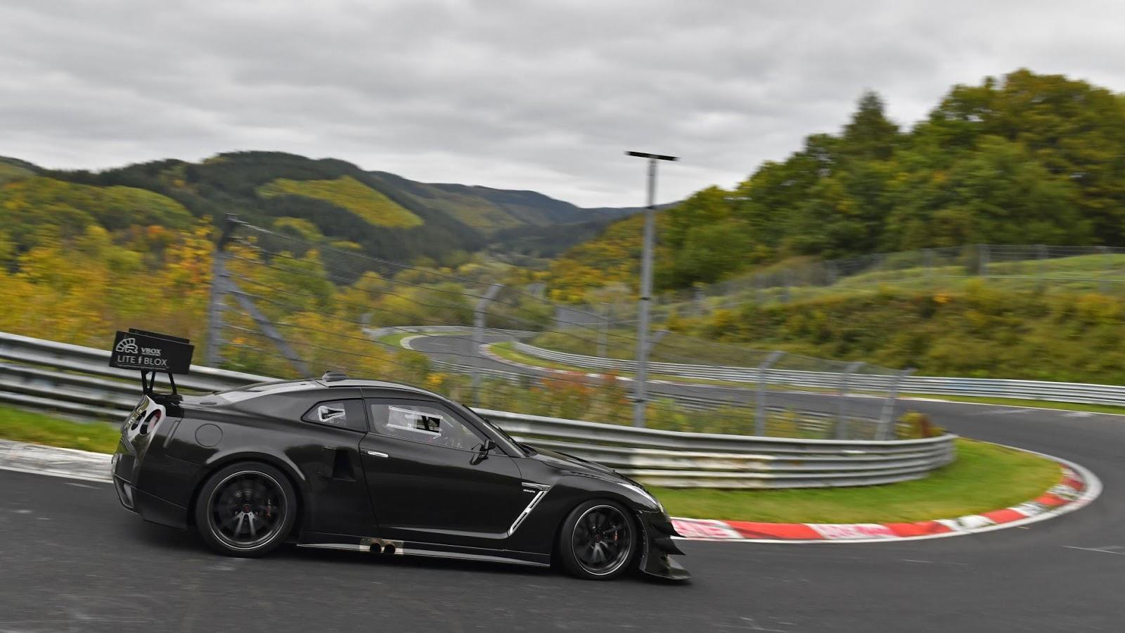 Litchfield-Nissan-GT-R-Nurburgring-21