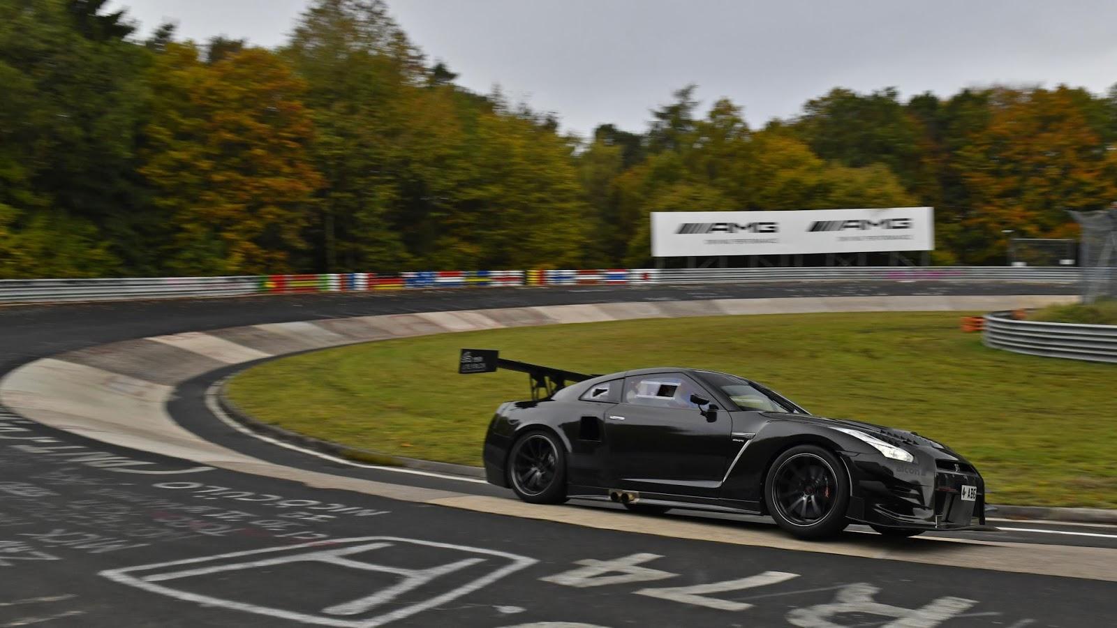 Litchfield-Nissan-GT-R-Nurburgring-26