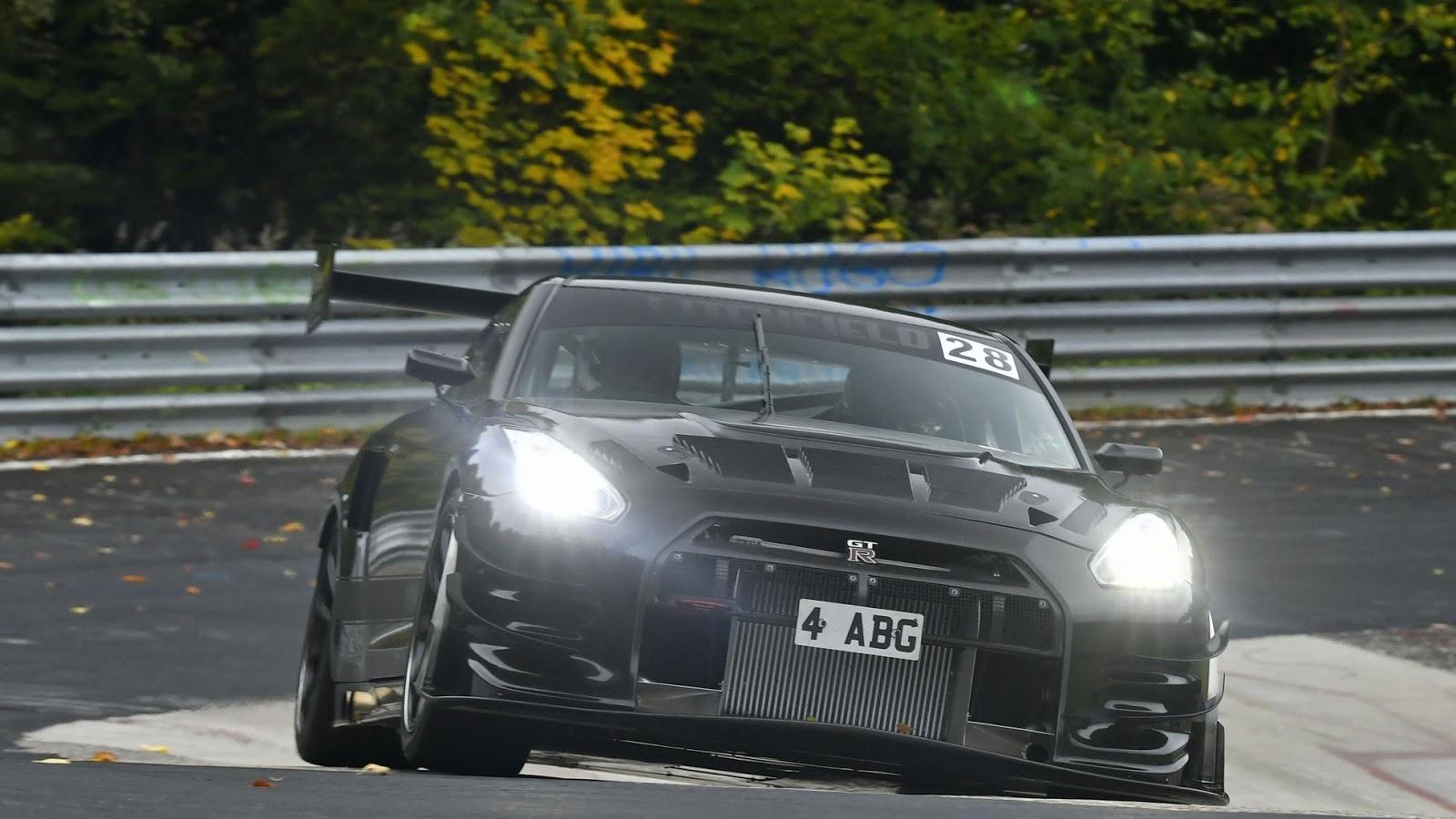 Litchfield-Nissan-GT-R-Nurburgring-4