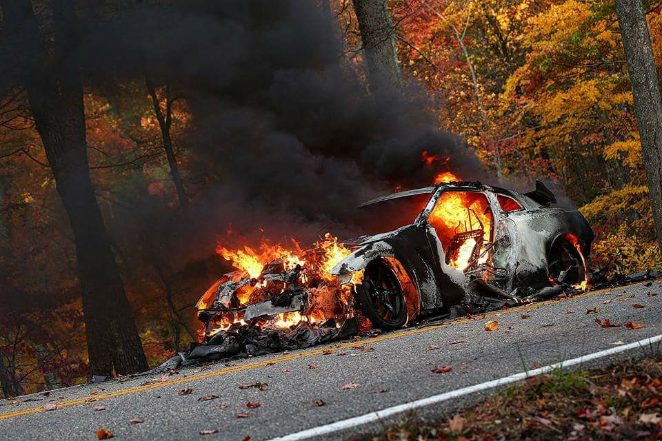 Nissan GT-R Nismo Burns (4)