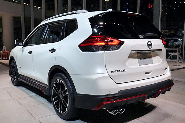 H Nissan προσφέρει Nismo πακέτο για το X-Trail - Autoblog.gr