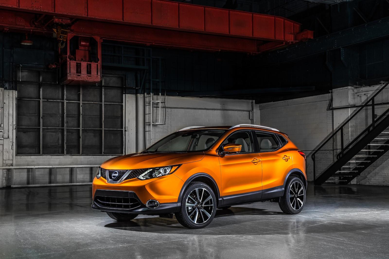 Nissan Rogue Sport 2017 (1)