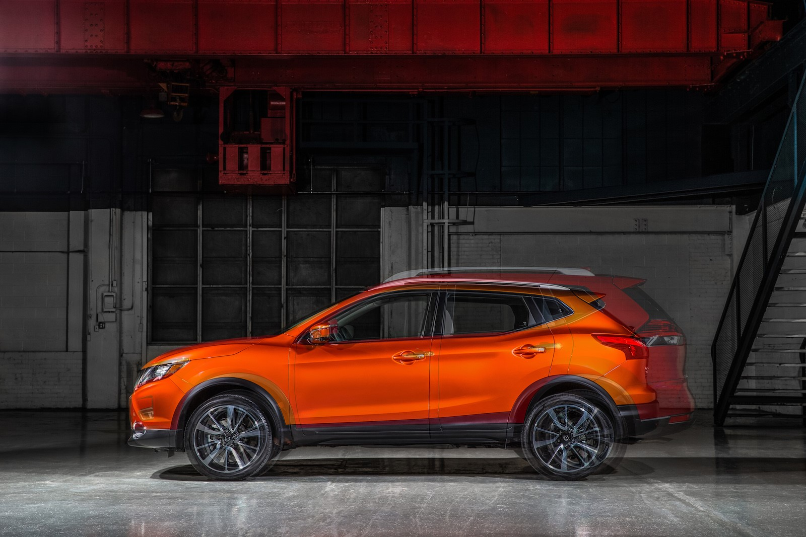 Nissan Rogue Sport 2017 (14)