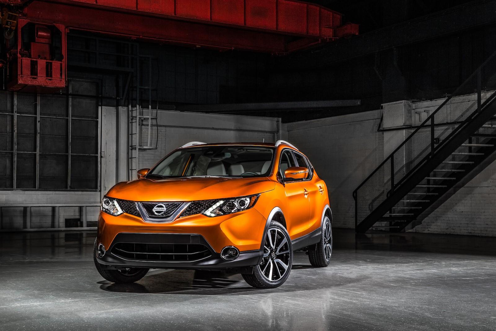 Nissan Rogue Sport 2017 (2)