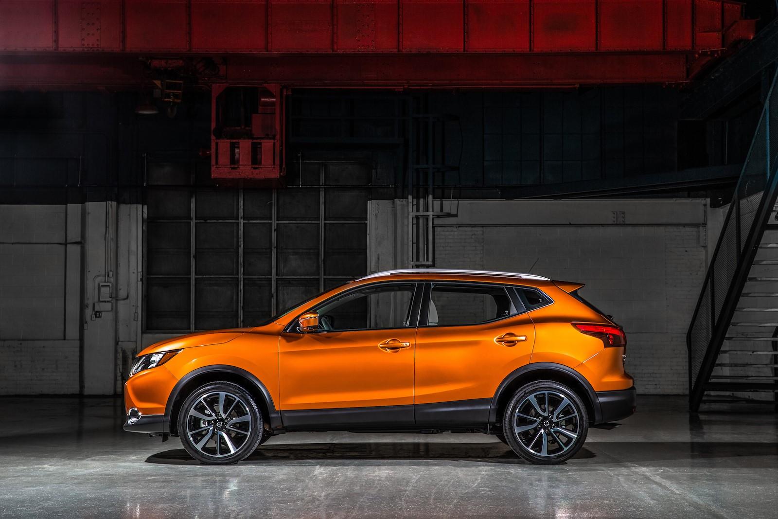 Nissan Rogue Sport 2017 (3)