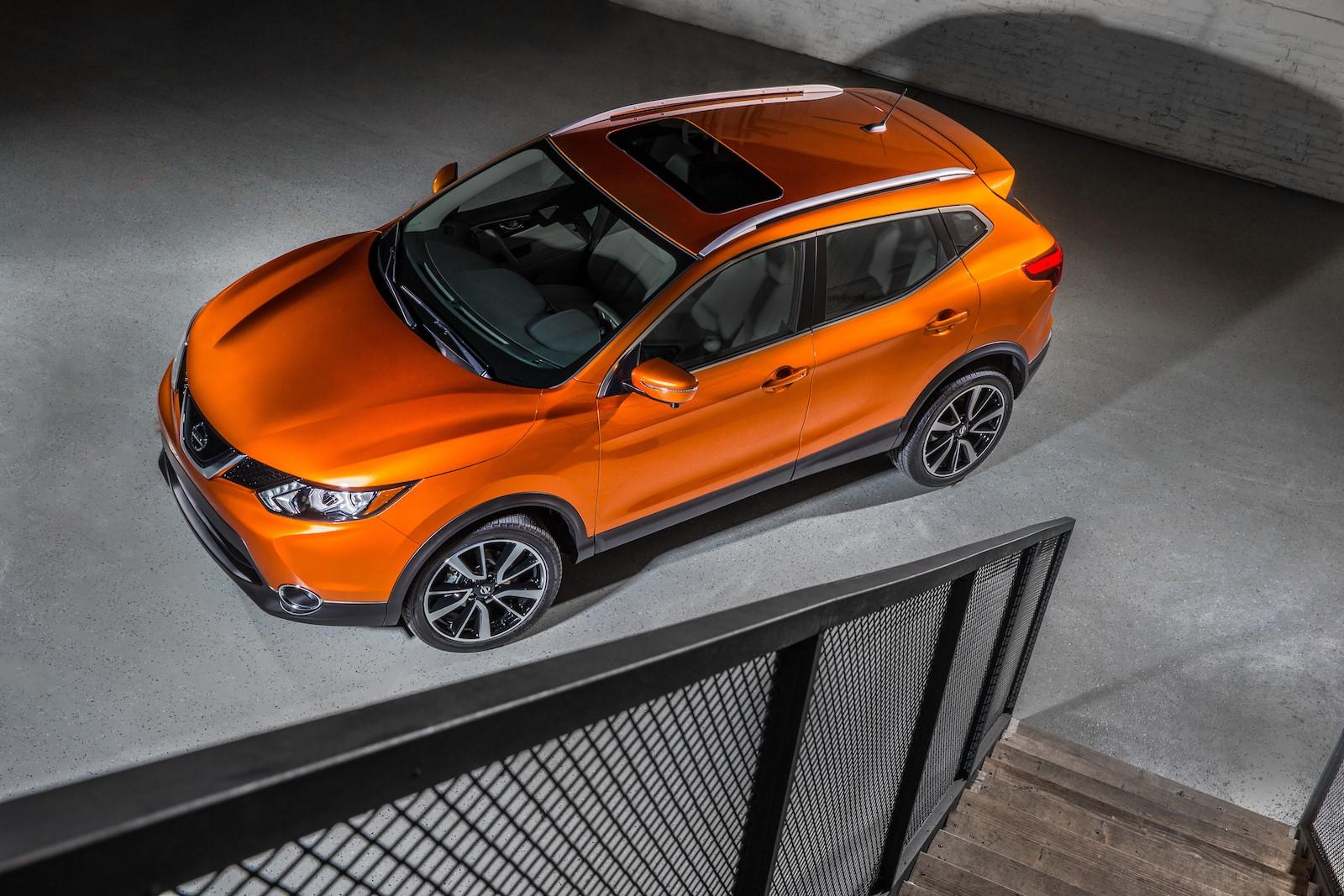 Nissan Rogue Sport 2017 (6)
