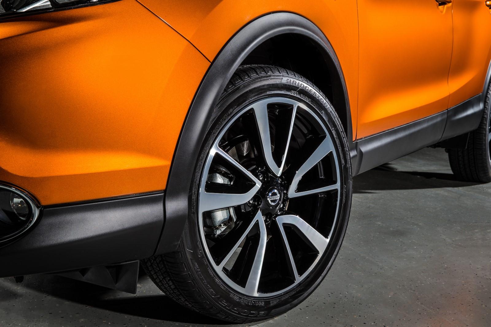 Nissan Rogue Sport 2017 (9)