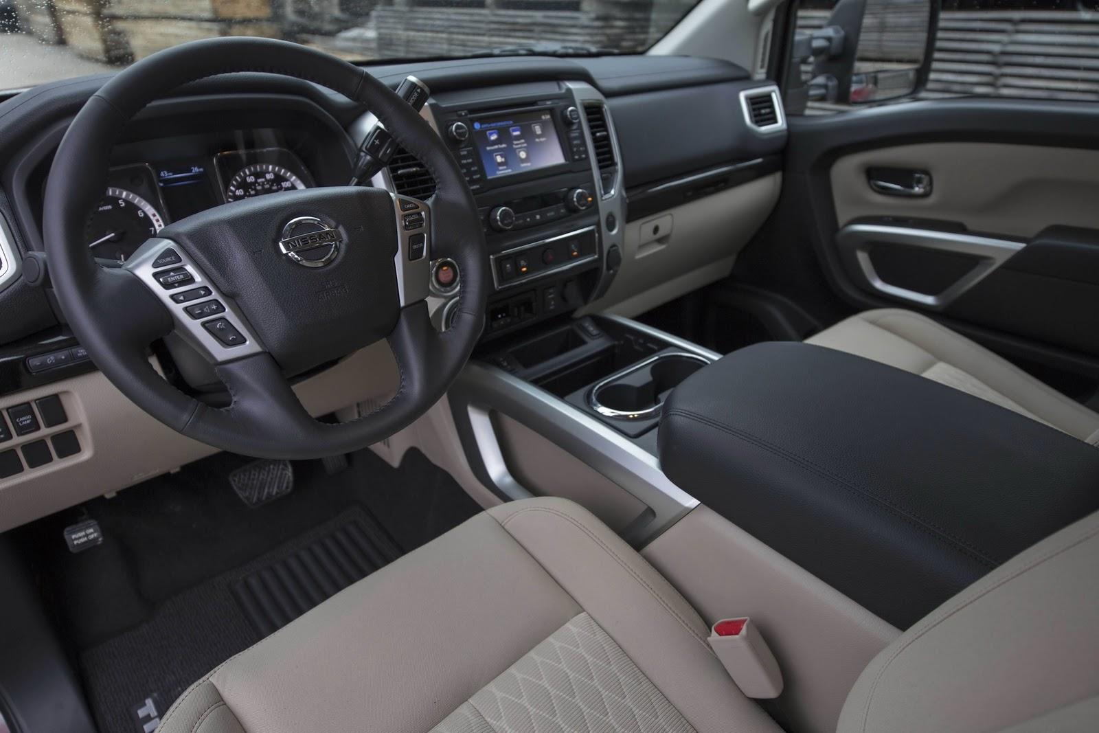 Nissan Titan King Cab 2017 (13)