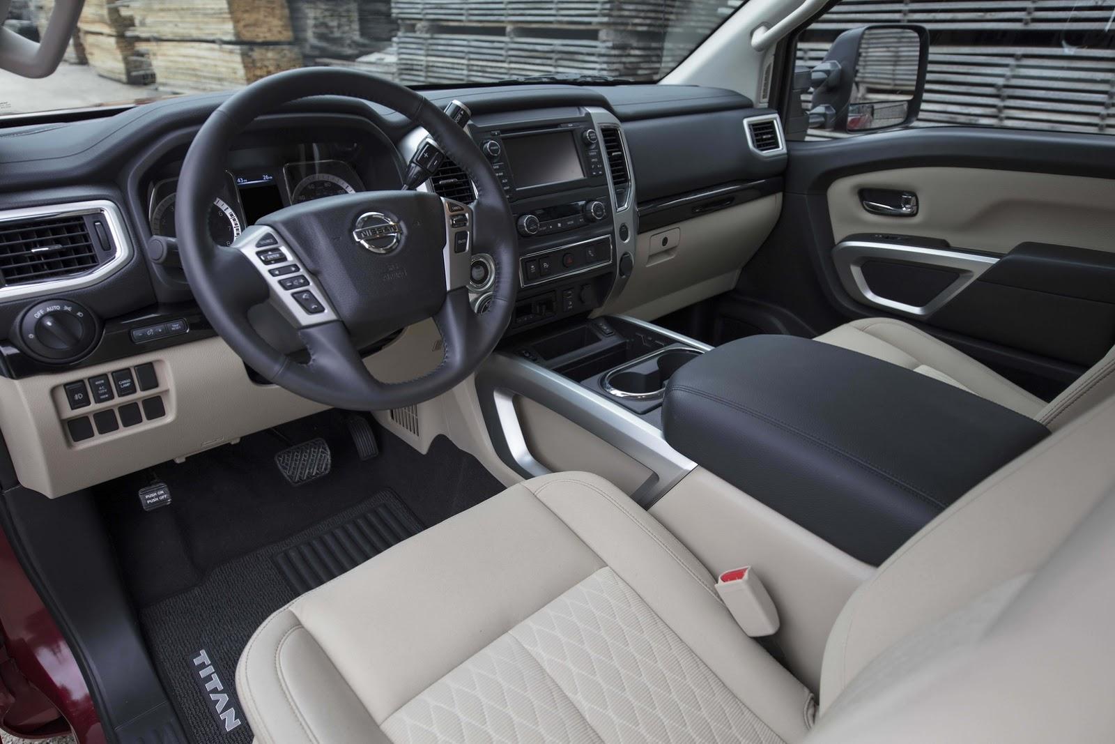 Nissan Titan King Cab 2017 (14)