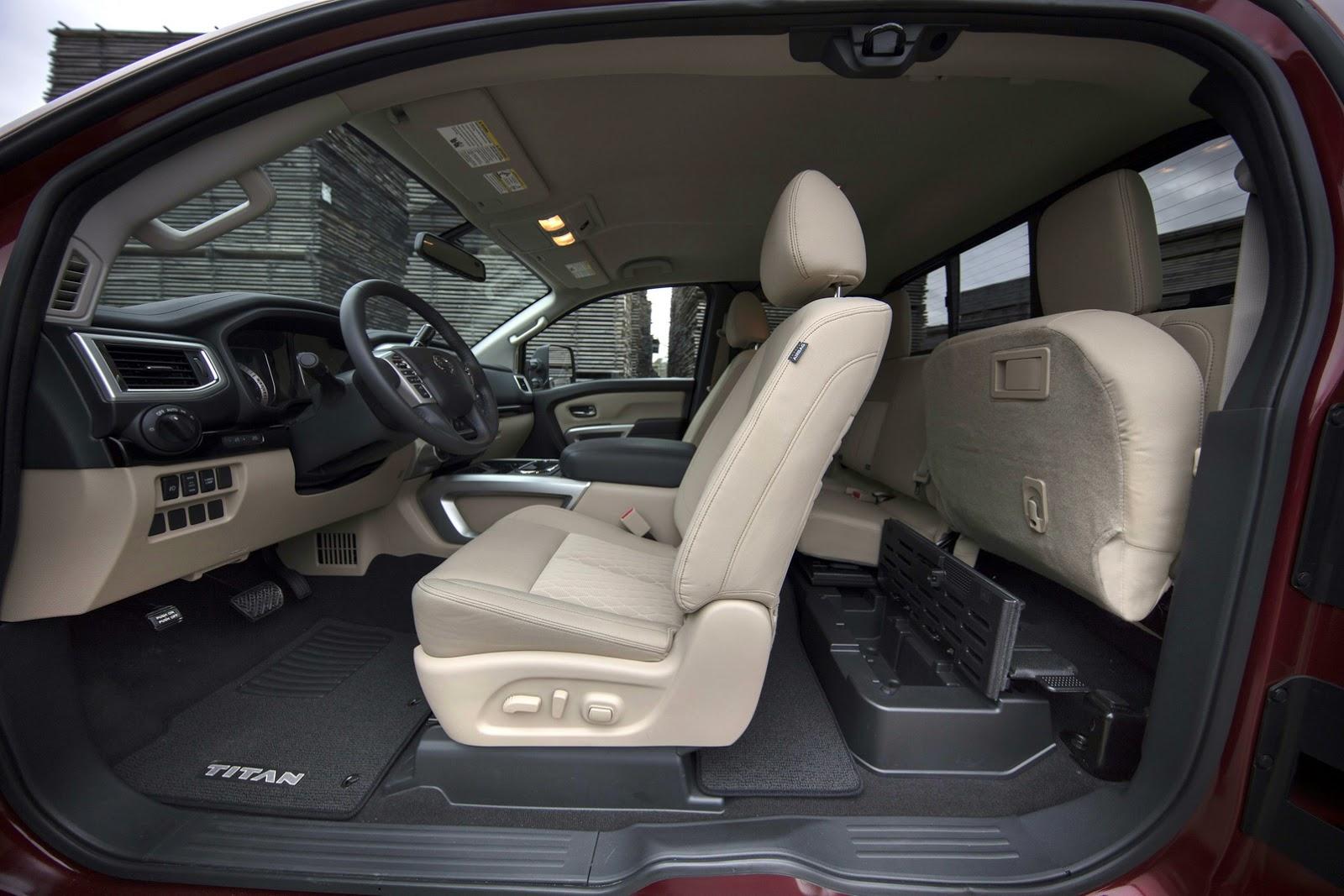 Nissan Titan King Cab 2017 (15)